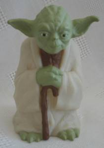 Star Wars Collectibles - Toda PVC Figure