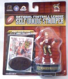 National Football League - NFL Steve Young SF Forty Niners Figural Stamper