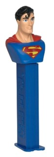 Superman Pez Dispenser