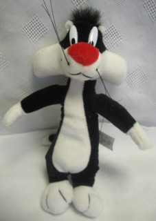 Looney Tunes Collectibles -  Sylvester the Cat beanie