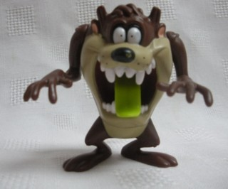 Looney Tunes Collectibles - Taz Green Tongue Figure