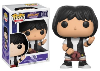 Movies from the 1990's Collectibles - Ted Theodore Logan POP! Vinyl Figure