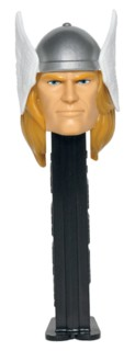 Super Hero Collectibles - Marvel Comics Thor Pez Dispenser