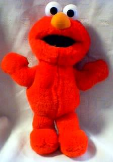 Sesame Street - Tickle Me Elmo