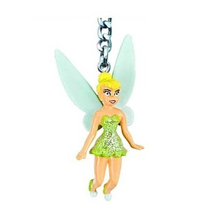 Walt Disney Movie Collectibles - Peter Pan Tinkebell Figural Keychain Keyring