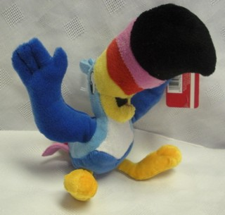 Kellogg's Collectibles - Fruit Loops Toucan Sam Soft Plush Beanie- Great