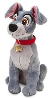 Disney Movie Collectibles - Lady and the Tramp - Tramp Plush