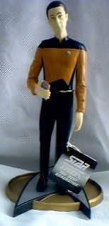 Star Trek Collectibles - The Next Generation Data Action Figure