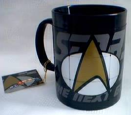 Star Trek Collectibles - Star Trek The Next Generation Puzzle Mug