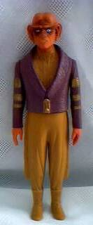 Star Trek Collectibles - The Next Generation Quark Action Figure