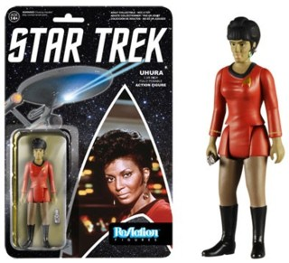Star Trek Collectibles - Uhura ReAction Figure