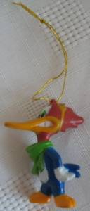 Cartoon Collectibles - Woody Woodpecker Christmas Ornament