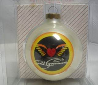 Country Music Collectibles - Wynonna Judd Christmas Ornament