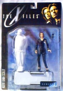 X-Files Skully doll