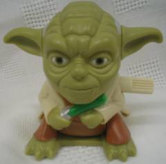 Star Wars Collectibles - Yoda Wind-up Figure