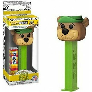 Hanna Barbera Collectibles - Yogi Bear Pez by Funko