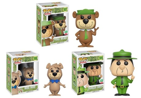 Hanna Barbera Collectibles - Yogi Bear POP! Vinyl Figure