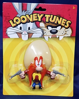 Looney Tunes Collectibles - Yosemite Sam Bendable Figure